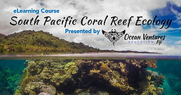 South Pacific Coral Reef Ecology Online