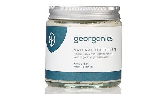 English Peppermint Toothpaste 60ml