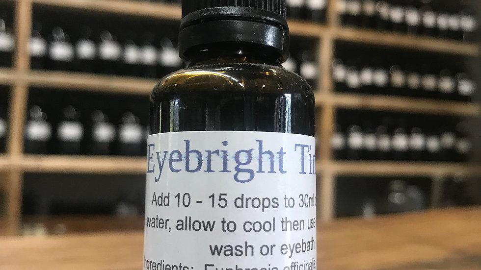 Eyebright Tincture - 30ml dropper bottle