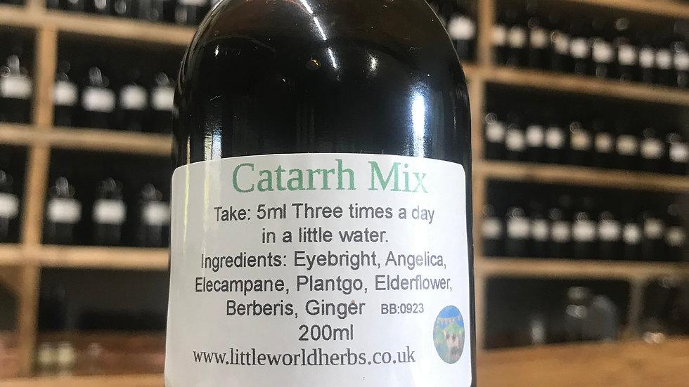 Catarrh Mix - 200ml