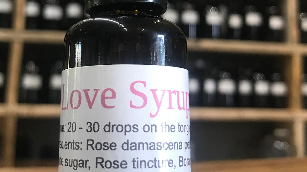 Love Syrup 30ml