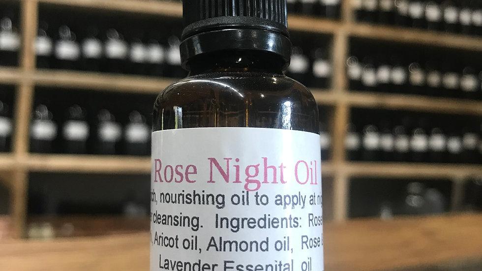 Rose Night Oil - 30ml