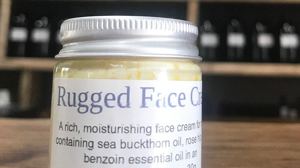 Rugged Face Cream - 60g