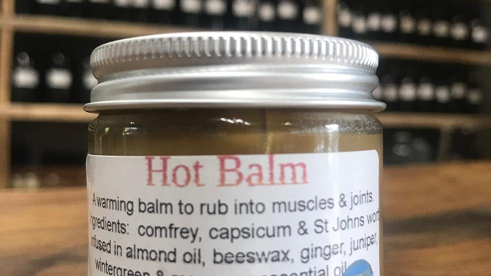 Hot Balm 60g