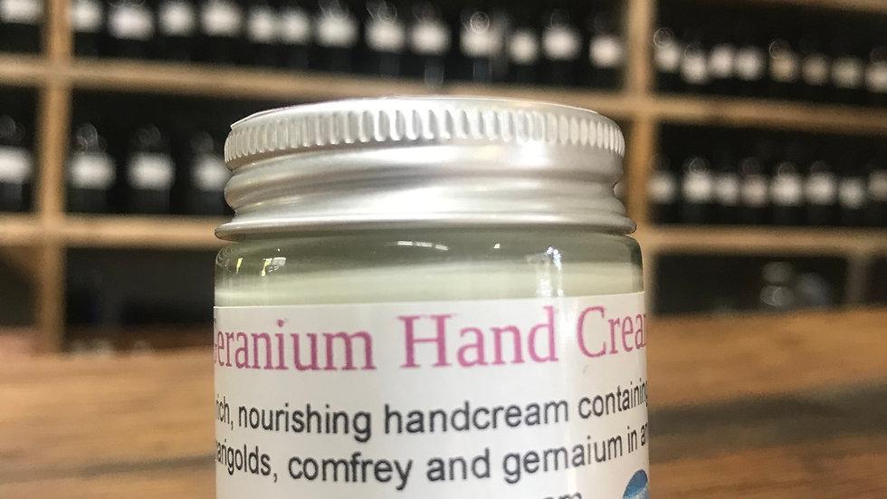 Geranium Handcream - 30g