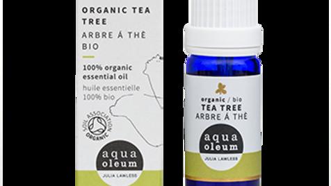 Tea Tree Organic essential oil - 10ml
