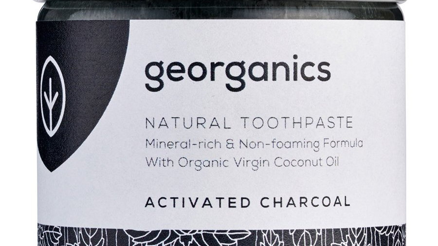 Georganics, Activated Charcoal Toothpaste