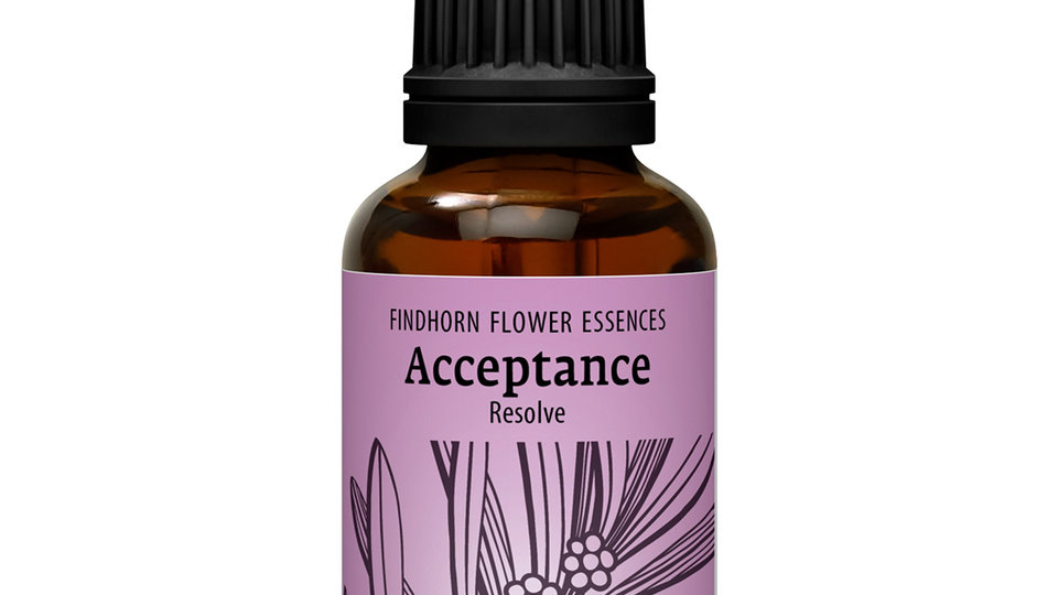 ACCEPTANCE 30ML DROPS (PREVIOUSLY HEALING THE CAUSE)