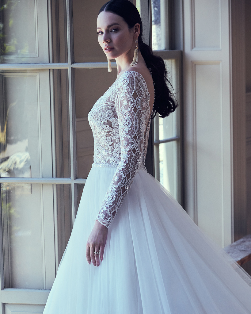 Large - S19 Maggie Sottero Mallory Dawn