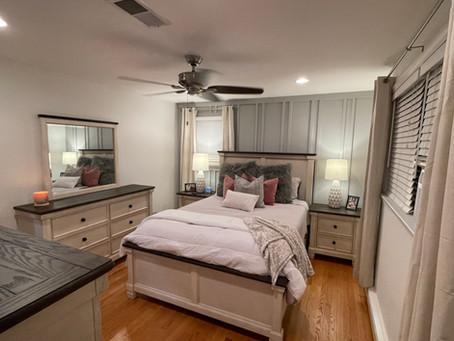 Farmhouse Master Bedroom Decor