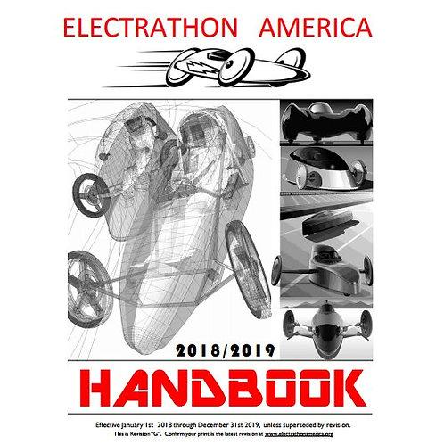 Electrathon America Handbook, revision G