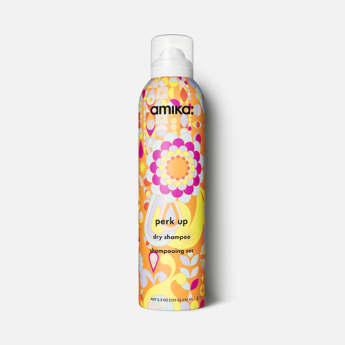 Perk Up: Dry Shampoo