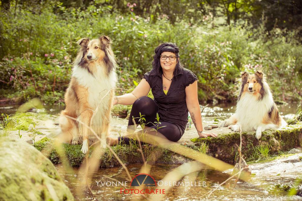 Ohetal Collies mit Manu