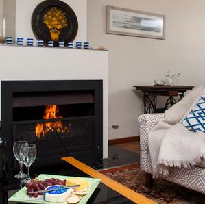 Relaxing Fireside