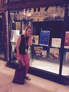 Kate.LA.BOOinbookcase