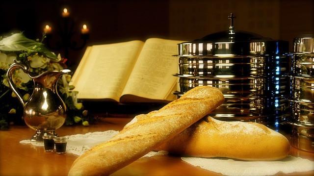 Communion this Sabbath