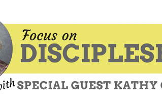 June 9: Focus on Discipleship