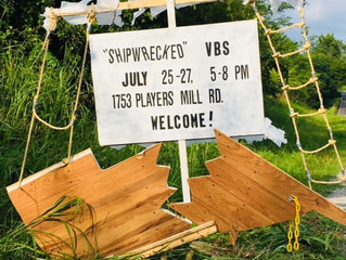 Shipwrecked! VBS