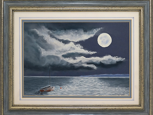 """MOONLIGHT SEA VIEW"""