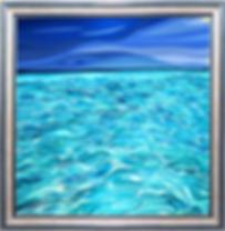 Далеко от России | Far from Russia | Василий Сидорин | Vasily Sidorin | seascape | marine landscape | Морской пейзаж | art.vin | Artmagic | Артмагия