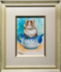 Кот в чайнике | Louis Wain | Cat | Котики | art.vin | Artmagic | Артмагия
