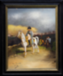 Napoleon | Ronde | Наполеон | портрет | Артмагия | пейзаж | купить картину в москве | купить картину | art | art gallery | artvin | Artmagic | exclusive | эксклюзив