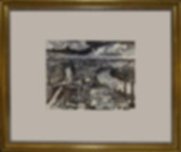 Вид на Москву | Emmy Lou Packard | Виды Москвы | art.vin | Artmagic | Артмагия
