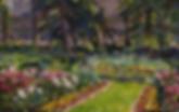 у княжеского дворца | Санкт-Петербург | Питер | Дмитрий Сысоев | Dmitry Sysoev | Landscape | пейзаж | art.vin | Artmagic | Артмагия