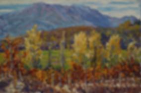 Корасные виноградники | южные пейзажи | Дмитрий Сысоев | Dmitry Sysoev | Landscape | пейзаж | art.vin | Artmagic | Артмагия