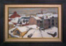 Сумерки  | Владимир Чёрный | Vladimir Cherniy | Landscape | пейзаж | art.vin | Artmagic | Артмагия