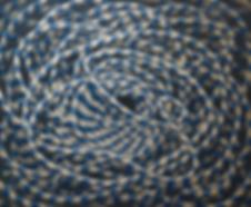 круг  | верёвка | канат  | Юрий Сизоненко | Yuriy Sizonenko | необычные картины | современное искусство | купить картину в Москве | Артмагия | Artmagic | artvin