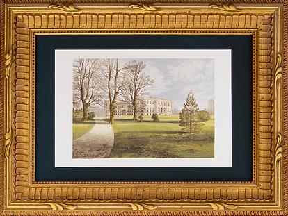 Кимболтонский замок | Александр Лайдон | Городской пейзаж | art.vin | Artmagic | Артмагия
