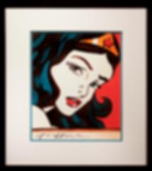 Супер женщина | superwoman  | Рой Лихтенштейн | Roy Lichtenstein | Cuite | Милашки | art.vin | Artmagic | Артмагия