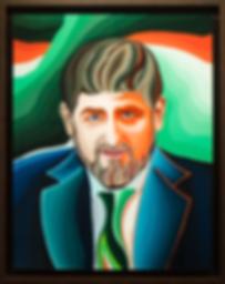 Кадыров  | Kadirov | Василий Сидорин | Vasily Sidorin | Portrait | портрет | art.vin | Artmagic | Артмагия