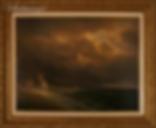 Морской пейзаж   Иван Тюряев   картина маслом   купить картину   seascape   Artmagic   art.vin