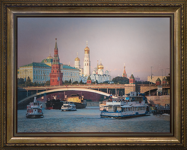Владимир Чёрный | Москва Златоглавая | art.vin