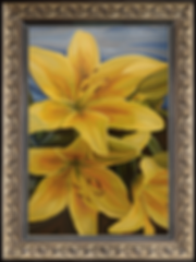 это вам не цветочки | Василий Сидорин | VASILY SIDORIN | картина маслом | sidorin.info | Artmagic