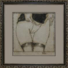Трусы | оригинал | Рой Лихтенштейн | Roy Lichtenstein | Cuite | Милашки | art.vin | Artmagic | Артмагия