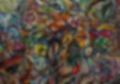 UNREAL STILL LIFE | пейзаж | Виктория Верхолазова | Viktoriya Verholazova | Landscape | абстракция | art.vin | Artmagic | Артмагия
