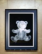 Мишка | Nick Veasey | Teddy bear | art.vin