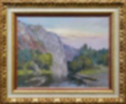 Мурадымовское ущелье | Summer | Алексей Петриков | Alex Petrikov | Landscape | пейзаж | природа | art.vin | Artmagic | Артмагия