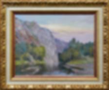 Мурадымовское ущелье | Алексей Петриков | Alex Petrikov | Landscape | пейзаж | природа | art.vin | Artmagic | Артмагия