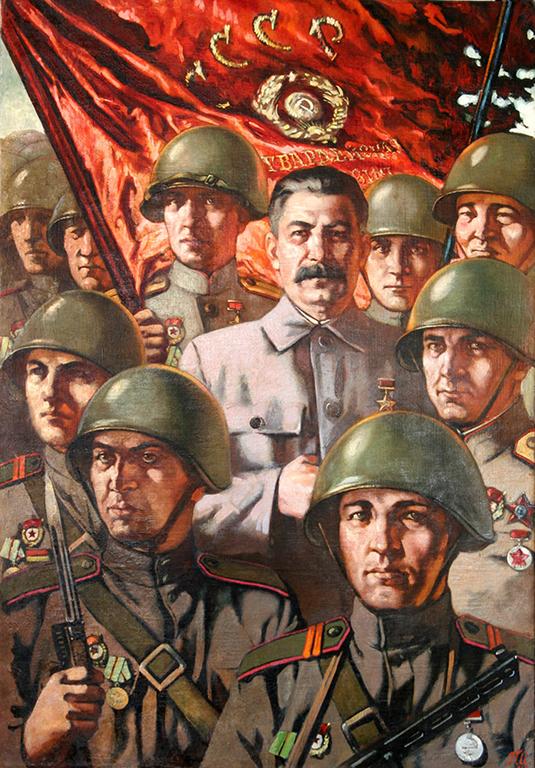1 мая | Сталин | The 1th of may | Stalin | Борис Александрович Такке | Boris Takke | Despots | Тираны | art.vin | Artmagic | Артмагия