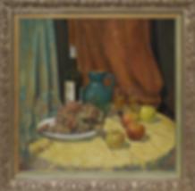 Натюрморт на двоих | картина с натюрмортом | Алексей Петриков | Alex Petrikov | Landscape | пейзаж | природа | art.vin | Artmagic | Артмагия
