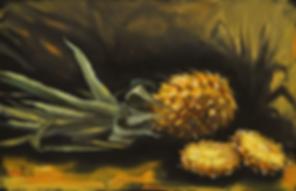 Безумный ананас | Ирина Сергеева | Абстракция | art.vin | Artmagic | Артмагия