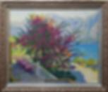 кафе у моря | отдых | Дмитрий Сысоев | Dmitry Sysoev | Landscape | пейзаж | art.vin | Artmagic | Артмагия