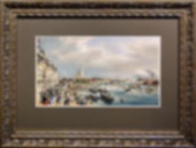 Somerset House | Thomas Shepherd | Городской пейзаж | art.vin | Artmagic | Артмагия