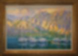 Рассвет в горах  | пейзаж | Дмитрий Сысоев | Dmitry Sysoev | Landscape | пейзаж | art.vin | Artmagic | Артмагия