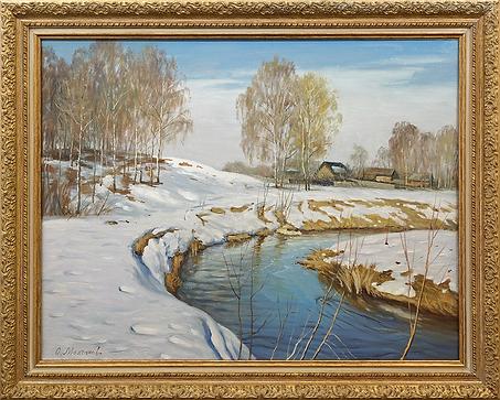 весна | Олег Молчанов