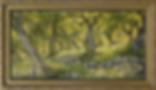 Оливковая роща | olive forest | Дмитрий Сысоев | Dmitry Sysoev | Landscape | пейзаж | art.vin | Artmagic | Артмагия